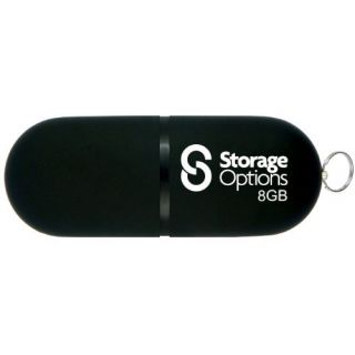 Product image of Storage Options 8GB USB Flash Drive