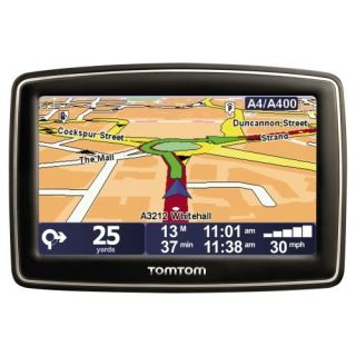 Product image of TomTom XL IQ Routes Edition Portable GPS Car Navigation System with Europe Maps