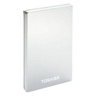 Product image of [Ex-Demo] Toshiba Stor.E alu2 (Version 2) 1000GB 2.5 inch USB Portable External Hard Drive (Silver) (Opened)