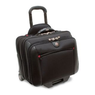 Product image of Wenger SwissGear Potomac Wheeled Computer Case (Black) for 15.4 inch Notebooks