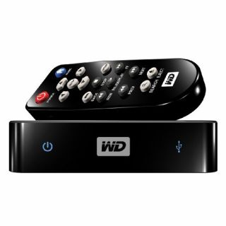 Product image of [Ex-Demo] Western Digital TV Mini Media Player (Black) (Opened)