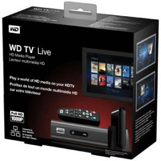 Product image of WD WD-TV Live Digital Multimedia Player