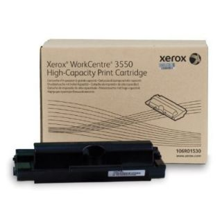 Product image of Xerox (Black) High Capacity Ink Cartridge (Yield 11,000 Pages) for WorkCentre 3550 Printers