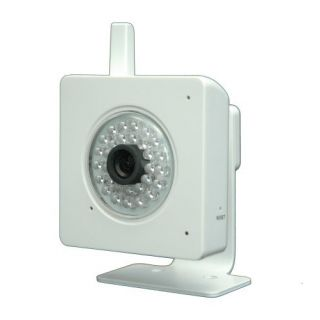 Product image of Y-Cam Colour IP Camera (White)