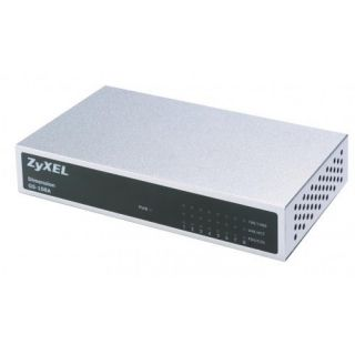 Product image of ZyXEL GS108B 8 port Gigabit Unmanaged Desktop Switch