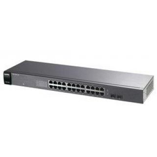 Product image of ZyXEL GS1100-24 24 Port Unmanaged Gigabit Switch