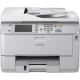 Image of Epson Workforce Pro WF-M5690DWF (A4) Mono Inkjet Multifunction Wireless Printer (Print/Copy/Scan/Fax) 10.9cm Touch LCD 34ppm 35,000 (MDC)