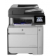 Image of HP LaserJet Pro M476dw (A4) Color Laser Multifunction Wireless Printer (Print/Copy/Scan/Fax) 256MB 8.9cm Touchscreen LCD 20ppm (Mono) 20ppm (Colour) 40,000 (MDC)