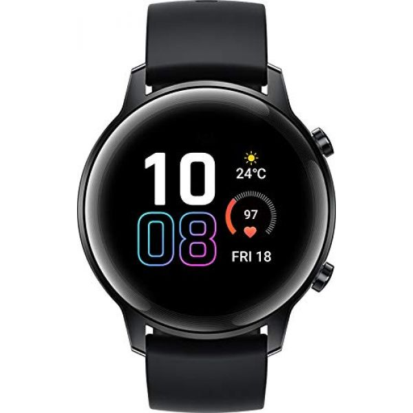 HONOR MagicWatch 2 42mm Sport Edition - Agate Black Image