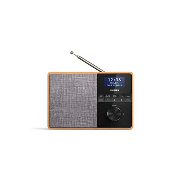 Philips TAR5505/10 DAB Radio Image