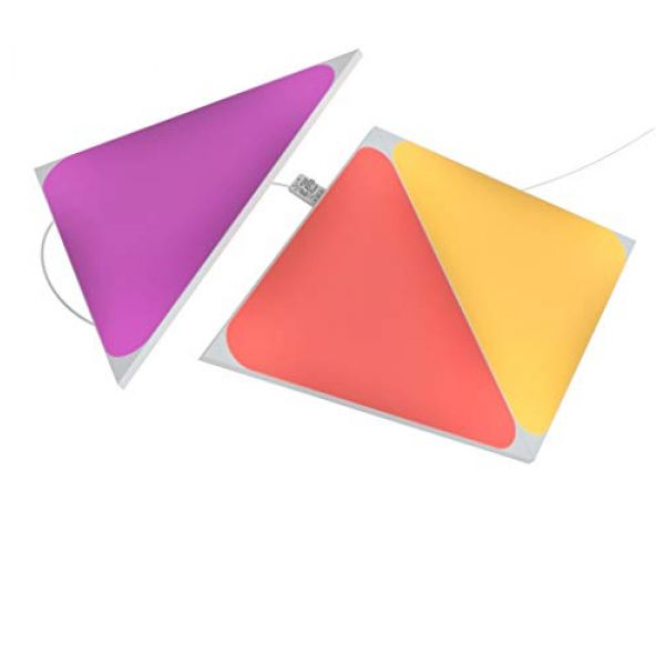 Nanoleaf Shapes Triangles Expansion 3PK Image