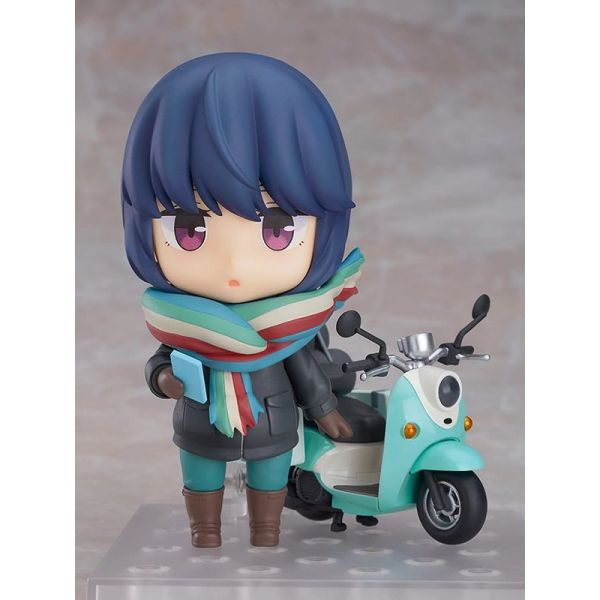 Nendoroid Rin Shima Touring Version (Laid-Back Camp) Image