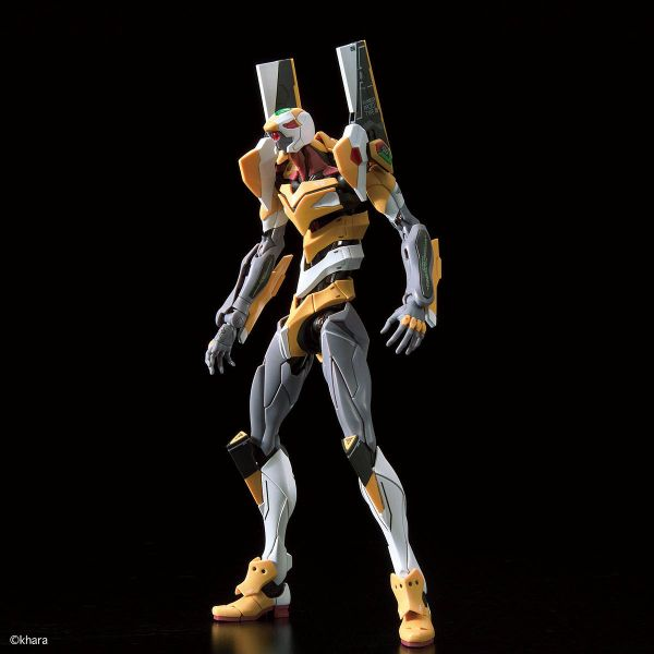 RG All-Purpose Humanoid Decisive Battle Weapon Artificial Human Evangelion ProtoType Unit-00 Real Grade Image