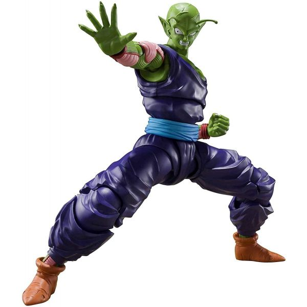 Piccolo The Proud Namekian - S.H. Figuarts Action Figure (Dragon Ball Z) Image