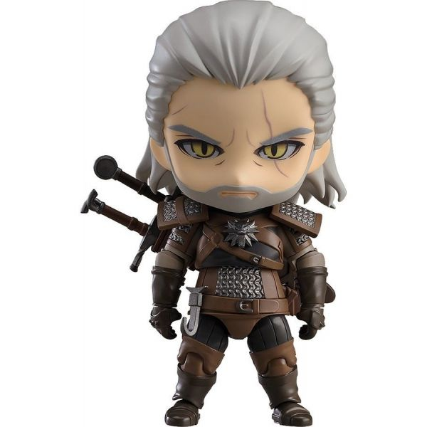 Nendoroid Geralt (The Witcher 3: Wild Hunt) (Reissue) Image