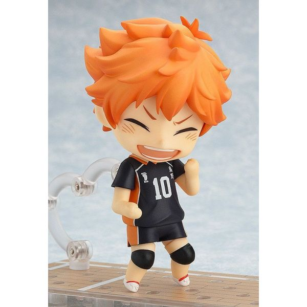 [Ex-Demo] Shoyo Hinata - Nendoroid # 461 Reissue (Haikyu!!) (Minor box damage) Image