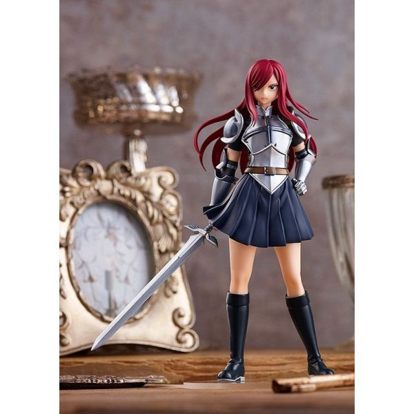 Erza Scarlet - Pop Up Parade PVC Statue (Fairy Tail) Image