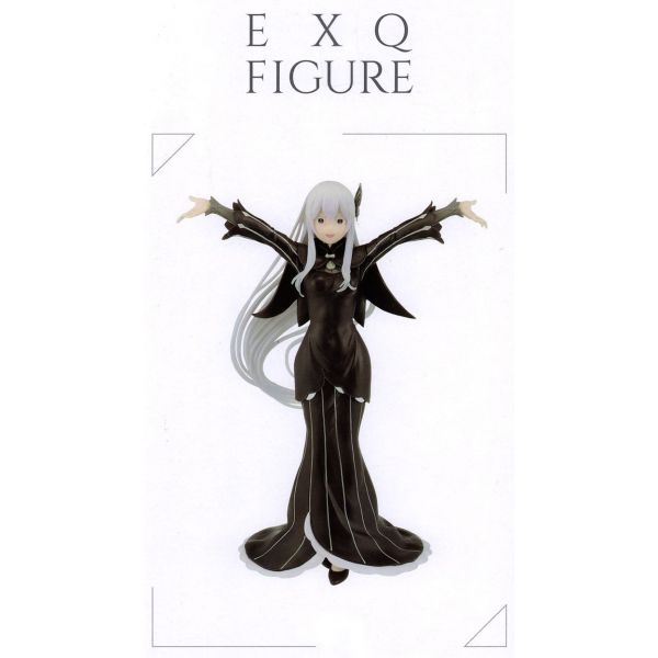 Echidna - EXQ Figure (Re:ZERO - Starting Life in Another World) Image