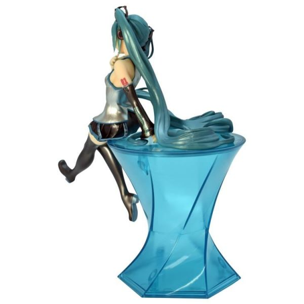 Hatsune Miku Noodle Stopper Figure Pearl Color Version (Vocaloid) Image
