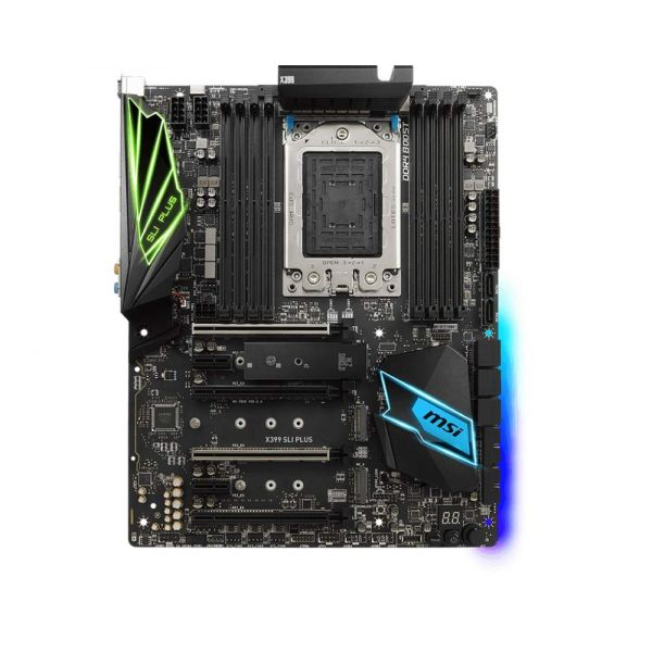 AMD TR4 ThreadRipper  top product image