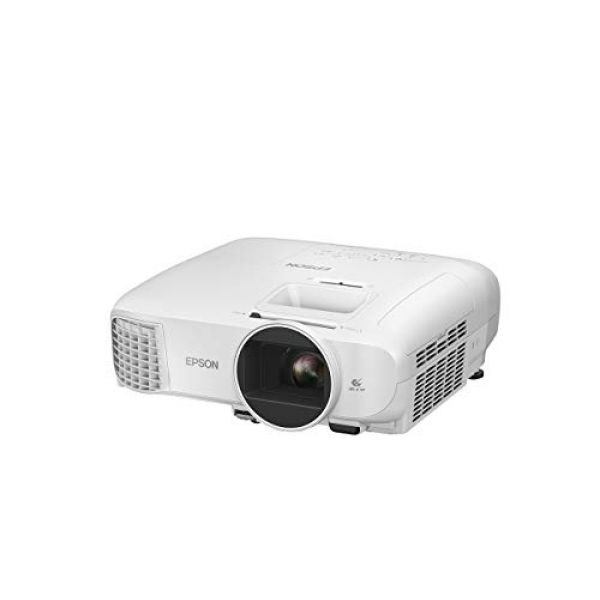 Epson EH-TW5700 - 3LCD projector - 3D - 2700 lumens (white) - 2700 lumens (colour) - Full HD (1920 x 1080) - 16:9 - 1080p - white Image