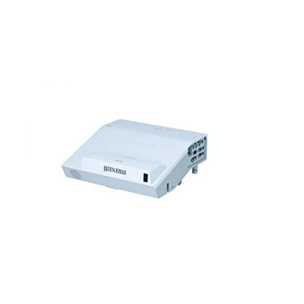 Hitachi MC-AW3006 3300 ANSI Lumen (2200 eco) WXGA 0.3:1 throw distance ratio 4000 hr lamp eco mode Super Hybrid filter 2 x HDMI RJ45 ne Image