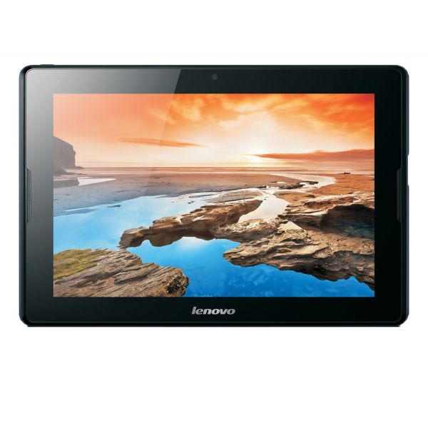 Lenovo TAB 2 A10-70F (10 1 inch Multi-touch) Tablet PC MT8165 (1 5GHz) 2GB  16GB Flash WLAN BT Webcam (Android 4 4) Midnight Blue