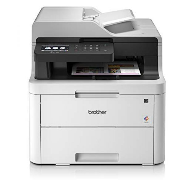 [Ex-Demo] Brother MFC-l3710CW (A4) Wireless Multifunction Colour LED Laser Printer (Print/Copy/Scan/Fax) (Opened. Item as new.) Image