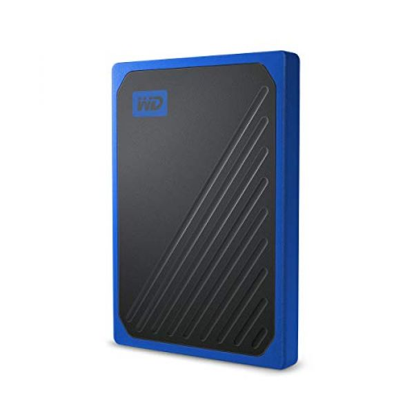 WD My Passport Go 1TB Black/Cobalt Image