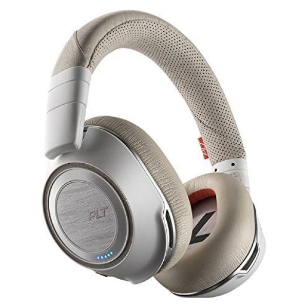 Plantronics Voyager B8200 Uc Bluetooth Headset White Kikatek Uk