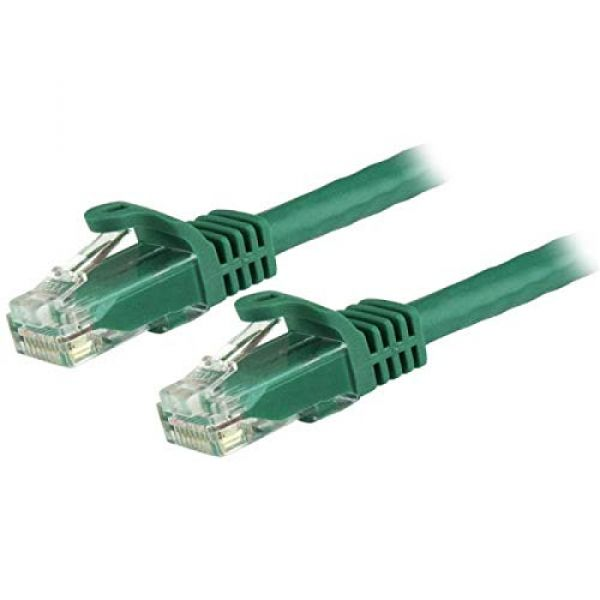 StarTech (7.5m) RJ-45 cat 6 Network Cable (Green) Image