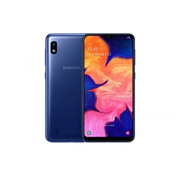 [Refurbished] Samsung Galaxy A10 Blue (Very minor scuffs on back) Image