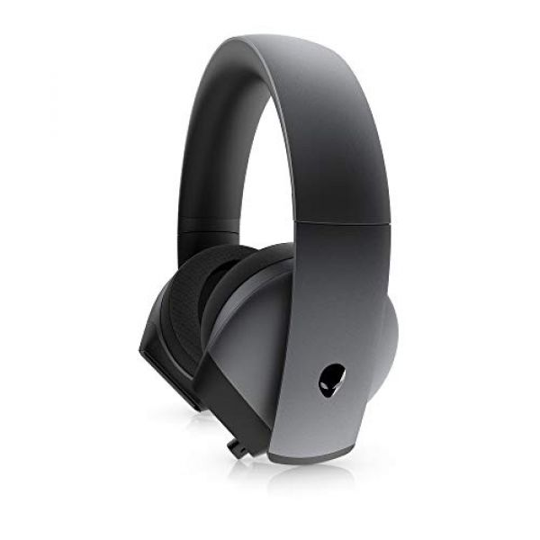 DELL Alienware 7.1 Gaming Headset : AW510H (Black) Image