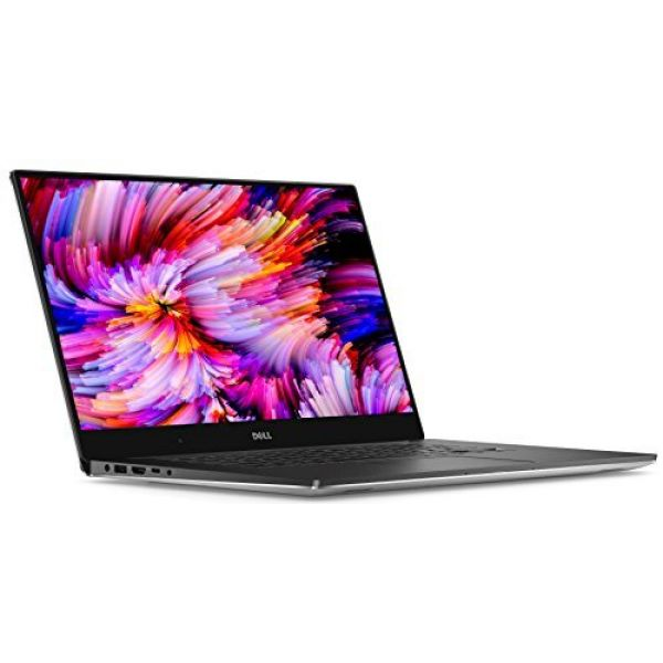 Dell XPS 15 9560 (15 6 inch) Ultrabook PC Core i7 (7700HQ) 2 8GHz 8GB 256GB  SSD WLAN BT Webcam Windows 10 Home (GeForce GTX 1050 4GB)