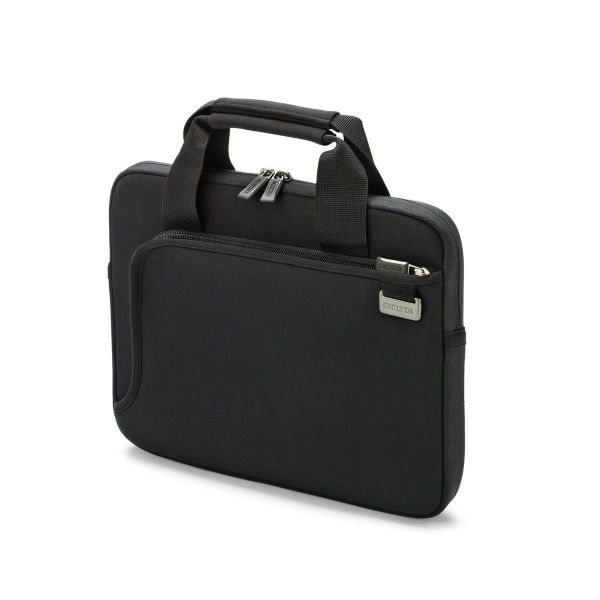 dicota d31182 smart skin notebook sleeve black for 14 to 14 1 inch