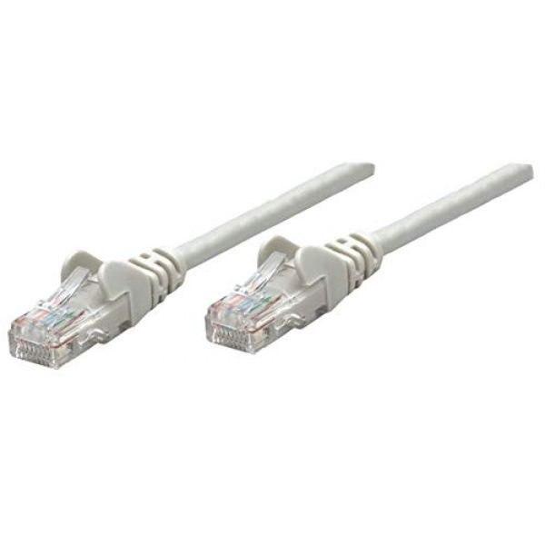 INTELLINET NETWORK CABLE CAT6A COPPER 2M YELLOW S/FTP SNAGLESS/BOOTED Image