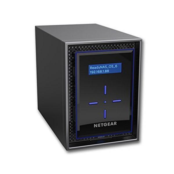 Desktop NAS top product image