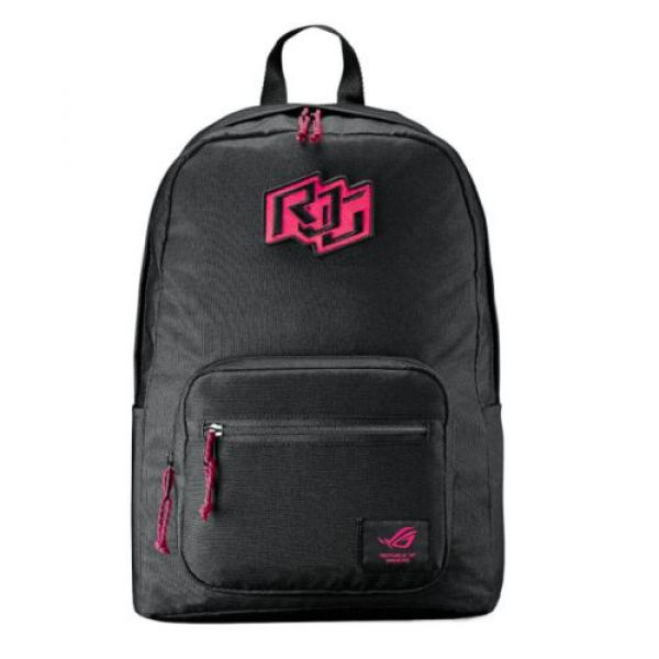 "Asus ROG Ranger BP1503 15.6"" Gaming Laptop Backpack, Water Resistant, Electro Punk Image"