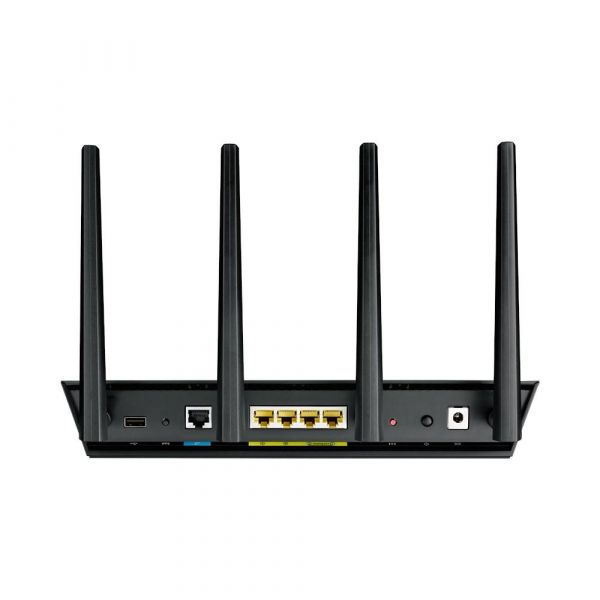Asus RT-AC87U Dual Band Wireless-AC2400 Gigabit Router Image