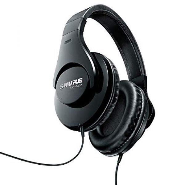 Shure SRH240A Professional Headphones Image