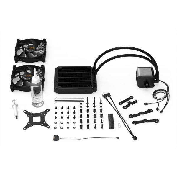 BE QUIET SILENT LOOP 2 120MM WATER COOLING SYSTEM AIO Image