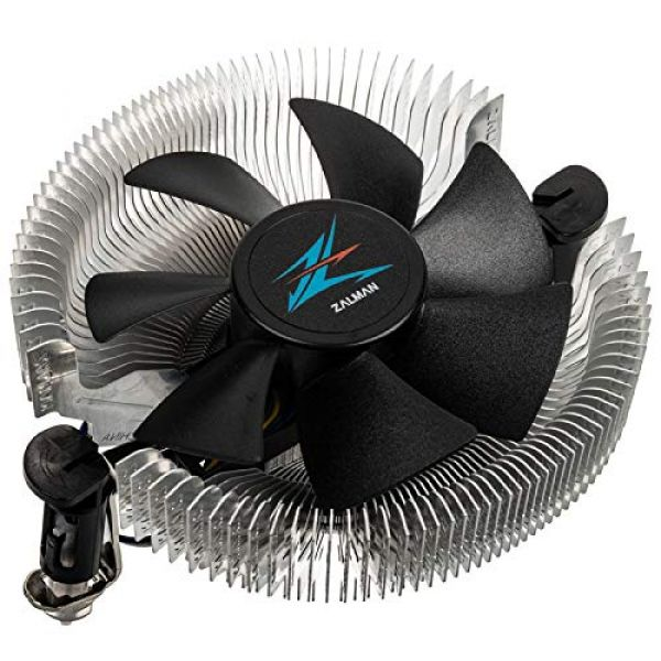 Zalman CNPS80G Low Profile CPU Cooler Image