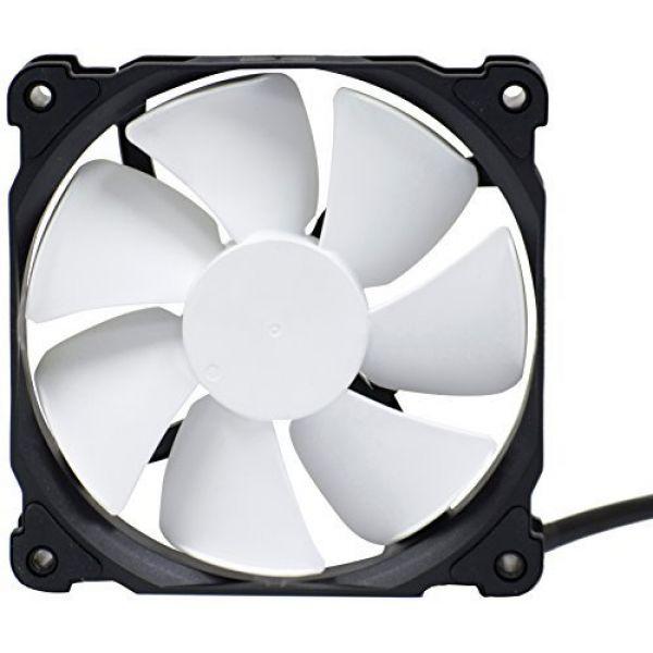 Phanteks Ph-f120mp_bk Phanteks Ph-f120mp Pwm 120mm Fan