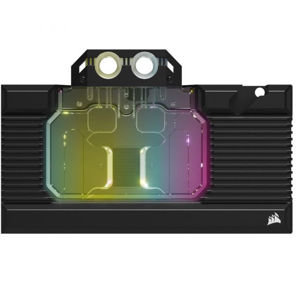Corsair Hydro X Series XG7 RGB RTX 3080 FE Graphics Card Water Block (CX-9020011-WW) Image