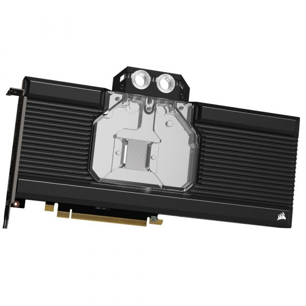 Corsair Hydro X Series XG7 RGB RTX 3080 / 3090 Reference Graphics Card Water Block (CX-9020011-WW) Image
