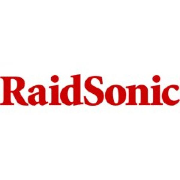 RAIDSONIC CNS - EXTERNAL ENCLOSU EXT. DVD-CASE 1XSATA 5.25 TO 1XUSB 3.0 + 1XESATA HOST ALUMINI Image