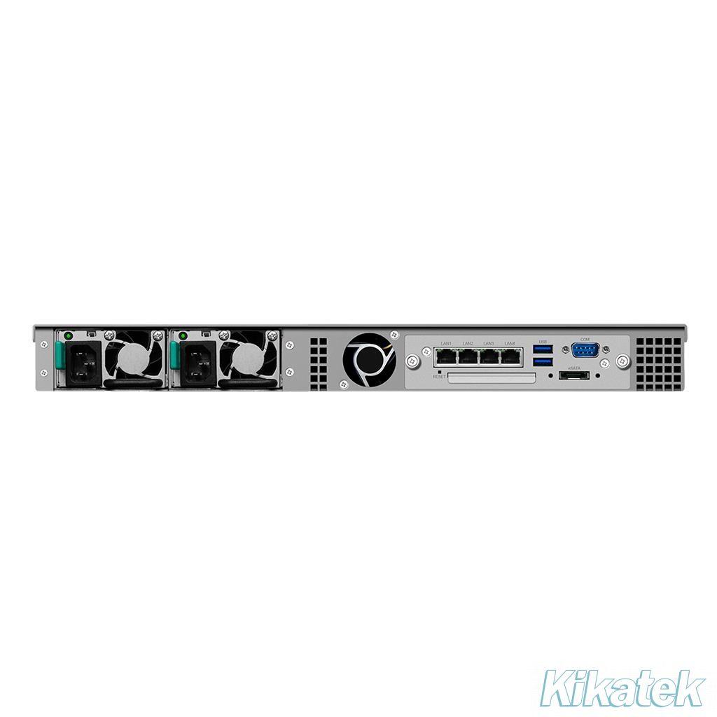 Synology Rackstation Rs815 0tb 4 Bay High Performance