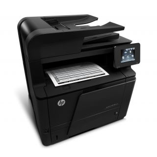 Product image of HP LaserJet Pro 400 M425dn (A4) Mono Laser Multifunction Ethernet Printer (Print/Copy/Scan/Fax) 256MB 3.5 inch Colour LCD 33ppm 50,000 (MDC)