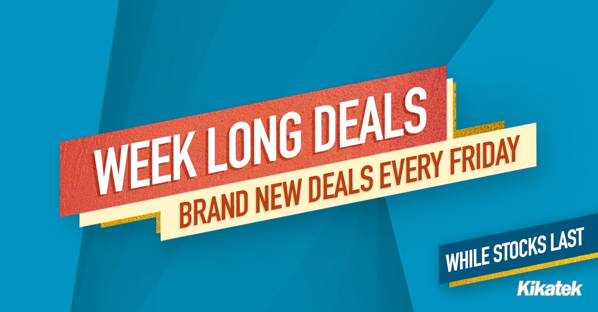 Brand new Deals every Friday while stocks last!